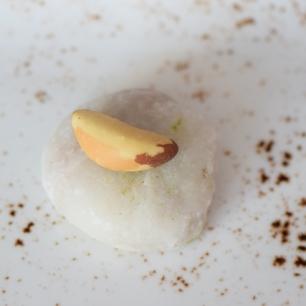Erdnuss-Mochi