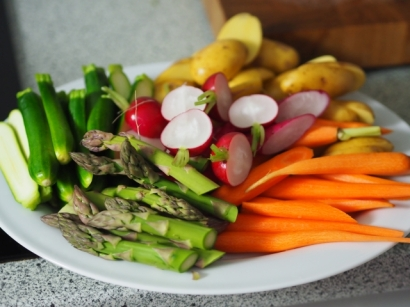 Das Gemüse