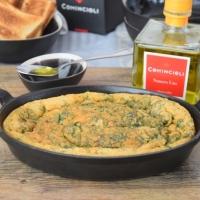 Omelett mit Veronelli-Olivenöl