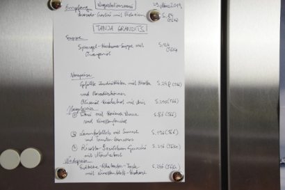 Unser Tanja Grandits Degustationsmenü (1)
