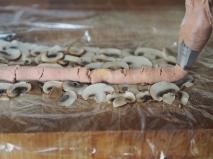 Geflügel-Pastete im Teigmantel (4)
