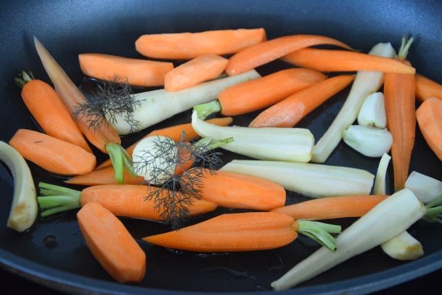 Quinoa-Frühlingspfanne (3)