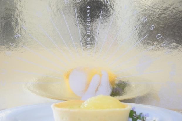 Tarte auf zweierlei Zitronen (3)