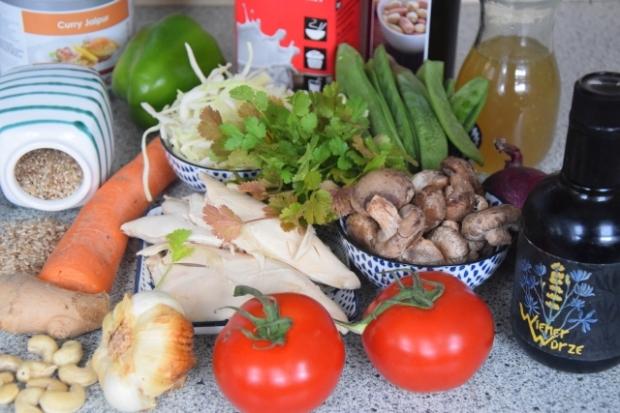 Das Erkältungs-Curry-Huhn (1)