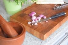 Spargel mit Sauce béarnaise (4)