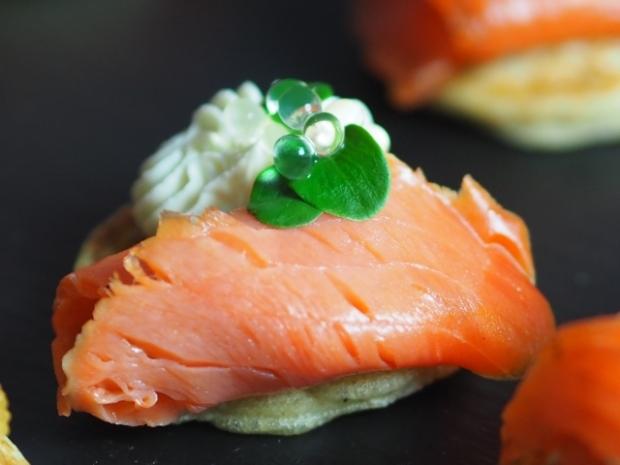 Kaviar und Blinis (7)