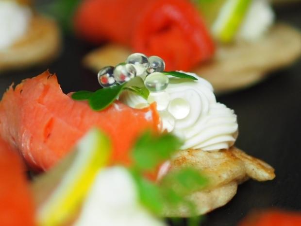 Kaviar und Blinis (9)